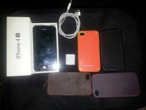 Vendo O Cambio Iphone 4s 16gb Liberado