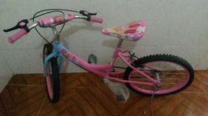 Bicicleta De Barbie Para Niña Rin 20 Nueva