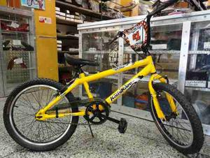 Bicicleta De Cross Rin 20 Marca Kamikaze