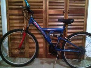 Bicicleta Montañera Haro Rin 26 Usada Perfecta + Combo