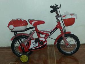 Bicicletas Rin 12 Para Niño Exelente Regalo Dia Del Niño