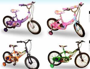 Biciletas Platinum Para Niños Y Niñas Rin 16