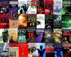 Colección De Libros Digitales De Stephen King