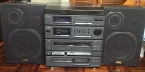 Equipo De Sonido Aiwa Cx-z59u Promocion!!!