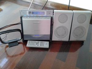 Equipo De Sonido Panasonic Mini Remate