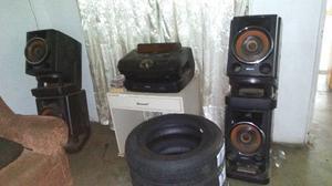 Equipo De Sonido Sony Muy Potente