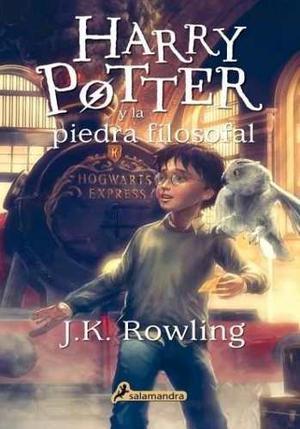 Harry Potter Y La Piedra Filosofal Libro Pdf