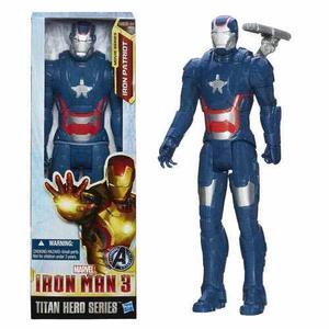 Iron Man Patriot 30 Cm Original Hazbro