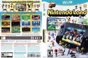 Juego Nintendoland Para Wii U