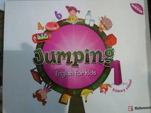 Jumping 1 English Forma Kids