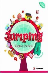 Libro De Ingles Jumping 4