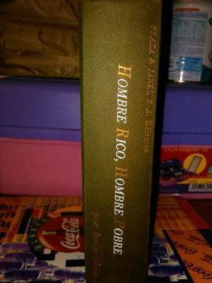 Libro Físico Hombre Rico, Hombre Pobre Autor Irwin Shaw