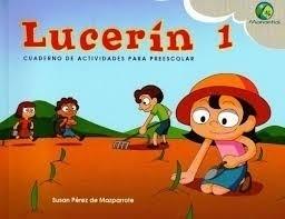 Libro Lucerin 1,2 Y 3 Editorial Biosfera Manantial Nuevos
