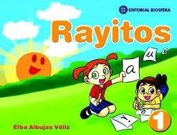 Libro Rayitos 1,2 Y 3 Edit Biosfera, Manantial Nuevos