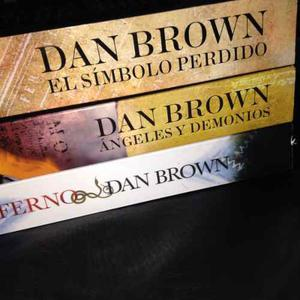 Libros De Dan Brown