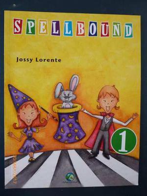 Libros De Ingles Para Pre-escolar Spellbound 1, 2 Y 3