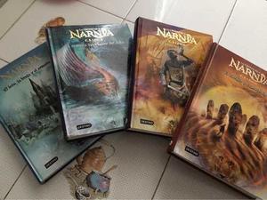Libros De Narnia Usados Como Nuevos