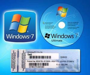 Licencia De Windows 7 Todas Las Versiones De  Bits