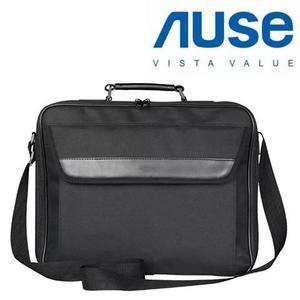 Maletin Para Laptop Marca Ause Hasta 14 Pulgadas Nylon
