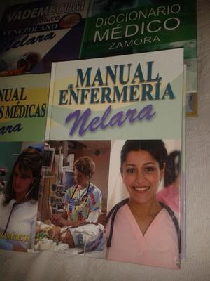 Manual de Enfermeria Nelara