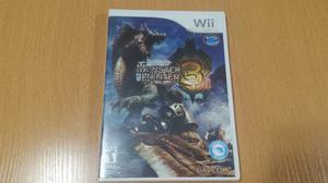 Mh Tri Para Wii Y Wii U Original Y Sellado
