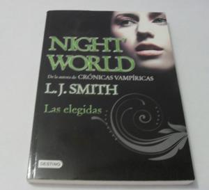 Night World Cronicas Vampiricas Las Elegidas - Lj Smith