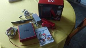 Nintendo Wii Mini Rojo+wii Balance Board