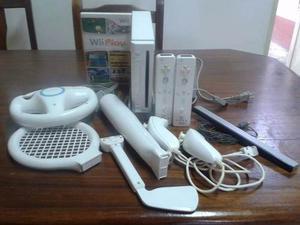 Nintendo Wii Original (sin Chipear)accesorios+wiisport+juego