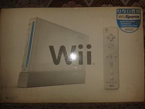 Nintendo Wii +wii Fit+wii Sing It+guitarra+mario Kart Remate