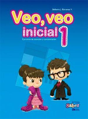 Veo Veo Inicial 1er Nivel (editorial Saber)