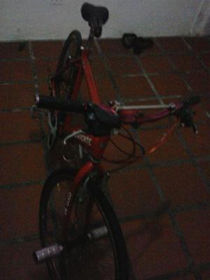 bicicleta corrente perija rin 26 con sus papeles