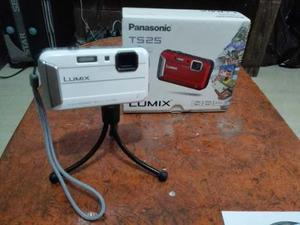 Camara Lumix Ts25 Waterproof Oferta