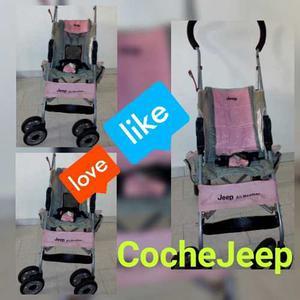 Coche Paragua Marca Jeep