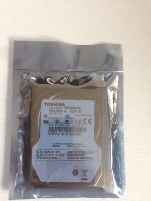 Disco Duro Sata 250 Gb Toshiba Para Lapto Pc Ps Xbox