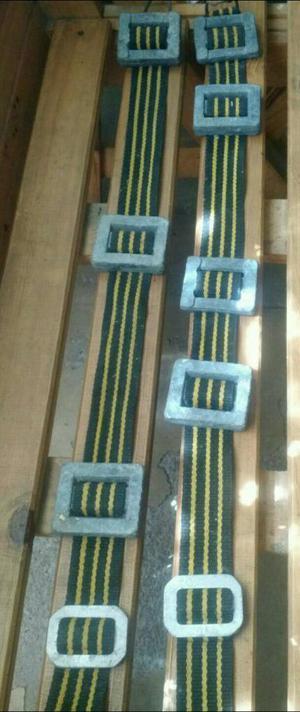 Cinturones de Pesas para Buceo O Apnea