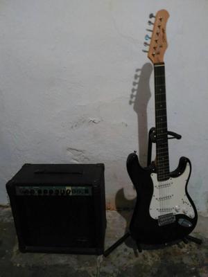 Guitarra Electrica Amplificador Marca Stagg