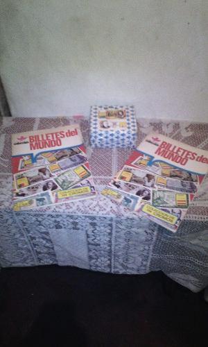 Album De Coleccion Billetes Del Mundo Reyauca