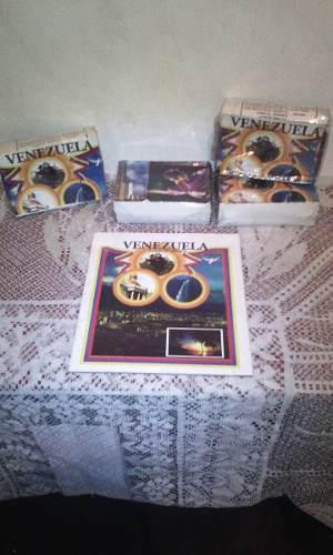 Album De Coleccion Reyauca De Venezuela De Los 80