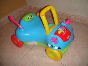 Carro Andadera 2 En 1 Marca Playskool (mis Primeros Pasos)