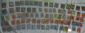 Cartas De Dragon Ball Z, Z Kai, Gt, Batalla De Los Dioses