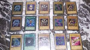 Cartas De Yu-gi-oh 100% Originales