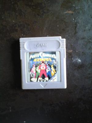 Juego De Game Boy Color