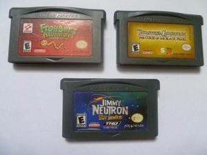 Juegos De Game Boy Advance En Combo 3x1
