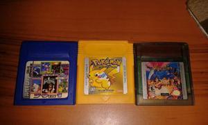 Juegos De Game Boy Color Originales