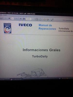 Manual De Iveco /tector,daily,vertis,traker,stralis