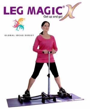 Maquina Para Hacer Ejercicios Legs Magic