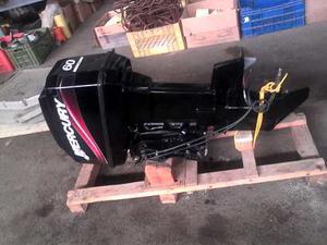 Motor Para Lancha Fuera De Borda Mercury 60 Hp Nuevo