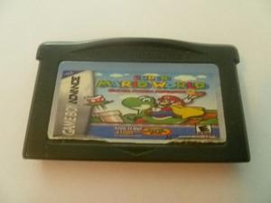 Super Mario World Juego De Game Boy Advance Gba