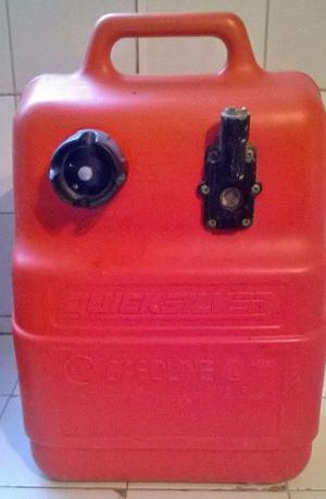 Tanque De Gasolina Auxiliar Para Lancha 25 Lts. Quicksilver