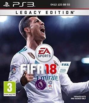 Fifa 18 Ps3 Digital